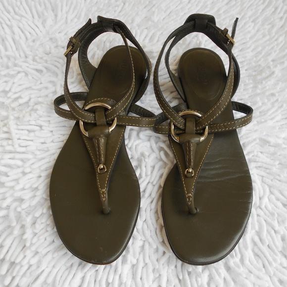Gucci Shoes | Gucci Dark Olive Green